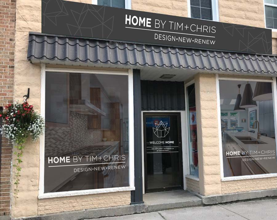 image of Home By Tim + Chris) storefront