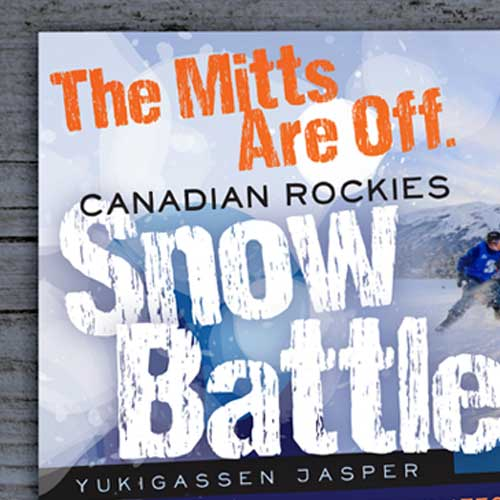 thumbnail image of Canadian Rockies Snow Battle creative